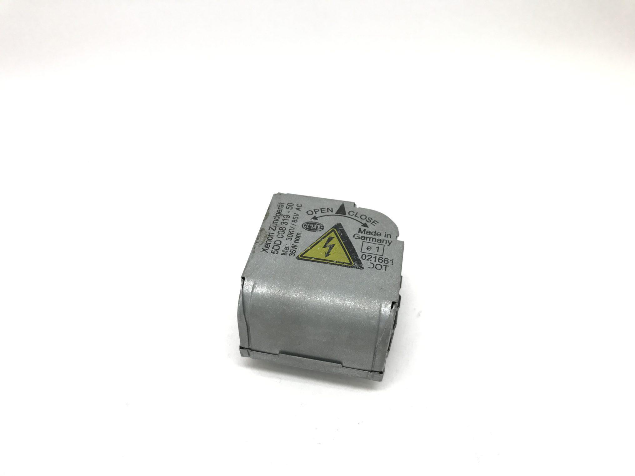 Электронные компоненты фар